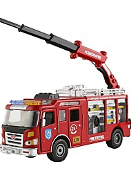 cheap -1:50 Toy Car Fire Engine Fire Engine Vehicle Metal All Boys' Girls' 1 pcs