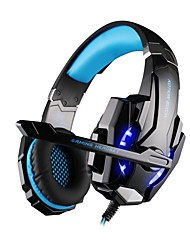 cheap -G9000 Gaming Headset Wired with Microphone with Volume Control for Gaming