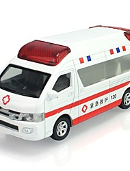 cheap -Toy Car Vehicles Ambulance Vehicle Metal Alloy Mini Car Vehicles Toys for Party Favor or Kids Birthday Gift 1 pcs