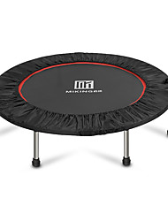 cheap -Folding Trampoline 101 cm Diameter Oxford Cloth PP Safety Stretchy Heavy Duty Stability Muscle Toning Training Full Body Strength Exercise & Fitness Gym Workout Workout For Unisex Indoor Outdoor Home