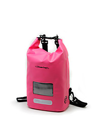 cheap -10 L Waterproof Dry Bag Lightweight Rain Waterproof Wearable for Swimming Outdoor Exercise Beach
