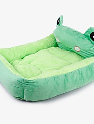 cheap -Rodents Dog Rabbits Mattress Pad Bed Beds Bed Blankets Mini Durable Pet Baskets Fabric Animal Green