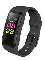 Недорогие -KUPENG H2 Универсальные Умный браслет Android iOS Bluetooth Водонепроницаемый Сенсорный экран Израсходовано калорий Творчество Новый дизайн / Датчик для отслеживания активности / Датчик освещенности