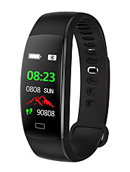 cheap -F64 Smart Wristband Bluetooth Fitness Tracker Support Notification/ Heart Rate Monitor Sports Waterproof Smartwatch for iPhone/ Samsung/ Android Phones