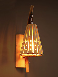 cheap -Creative Retro Vintage / Novelty Wall Lamps & Sconces Dining Room / Indoor / Shops / Cafes Metal Wall Light IP44 220-240V 40 W / E27
