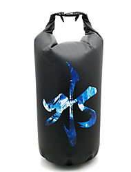 cheap -20 L Waterproof Dry Bag Lightweight Rain Waterproof Wearable for Outdoor Exercise Beach