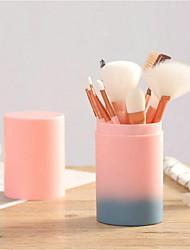 cheap -12pcs Makeup Brushes Professional Make Up Nylon Brush Professional Full Coverage Plastic Gift Christmas