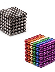 cheap -432 pcs Magnet Toy Building Blocks Super Strong Rare-Earth Magnets Neodymium Magnet Halloween 3K Screen Pillow Kid's / Teen / Adults' Boys' Girls' Toy Gift