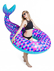cheap -Inflatable Pool Floats PVC Inflatable Durable Swimming Water Sports for Adults 188*122*60 cm