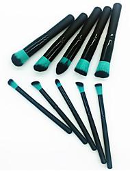 cheap -Professional Makeup Brushes Makeup Brush Set 10pcs Eco-friendly Professional Soft Full Coverage Comfy Artificial Fibre Brush Wooden / Bamboo for Makeup Brush Set