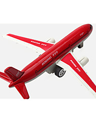 cheap -1:64 Toy Car Vehicles Plane / Aircraft Plane Bus City View Cool Exquisite Metal All Boys' Girls' 1 pcs