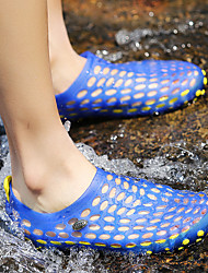 cheap -Men's Water Shoes Soft Plastic Anti-Slip Quick Dry Swimming Diving Surfing Snorkeling Scuba - for Adults