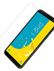 cheap -Nillkin Screen Protector for Samsung Galaxy J6 PET 1 pc Front & Camera Lens Protector Ultra Thin / Matte / Scratch Proof