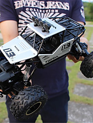 cheap -RC Car 6255A Hugefoot Monster Truck 4CH 2.4G Buggy (Off-road) / Rock Climbing Car / Monster Truck Titanfoot 1:16 Brushless Electric 20 km/h Water / Dirt / Shock Proof / Without Camera