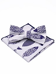cheap -Unisex Party / Basic Bow Tie - Print Bow / Suits