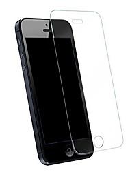 Недорогие -AppleScreen ProtectoriPhone SE / 5s Уровень защиты 9H Защитная пленка для экрана 10 ед. Закаленное стекло