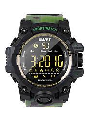 cheap -EX16S Sport Bluetooth Smart Watch IP67 Waterproof Pedometer Smartwatch Alarm Clock Stopwatch Long Standby Remote Control Watch