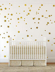 cheap -Decorative Wall Stickers - Plane Wall Stickers Stars Nursery / Kids Room