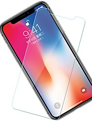 cheap -Screen Protector for Apple iPhone X Tempered Glass 10 pcs Front Screen Protector 9H Hardness / Scratch Proof