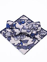 abordables -Unisexe Soirée / Basique Noeud Papillon - Noeud, Imprimé Feuille tropicale / costumes