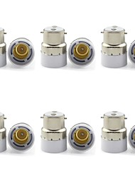 cheap -6 pcs B22 to E14 Screw LED Halogen Lamp Light Socket Adapter Converter Bulb Adapter