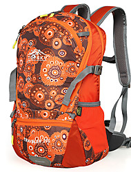 cheap -TOPSKY 20 L Hiking Backpack Breathable Wear Resistance Outdoor Hiking Cycling / Bike Camping Orange Fuchsia / Yes