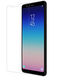 cheap -Nillkin Screen Protector for Samsung Galaxy A9 Star PET 1 pc Front & Camera Lens Protector Ultra Thin / Matte / Scratch Proof