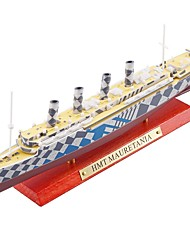 cheap -Toy Boat Aircraft Carrier Warship Metal Alloy Child's Teenager All Boys' Girls' Toy Gift 1 pcs