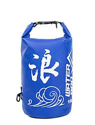 cheap -10 L Waterproof Dry Bag Lightweight Rain Waterproof Breathability for Outdoor Exercise