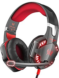cheap -KOTION EACH G2000 Gaming Headset Wired with Microphone with Volume Control Gaming