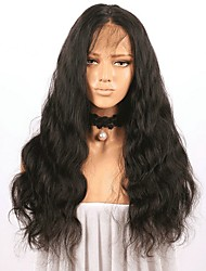 cheap -women's wavy 360 frontal body wave / malaysian hair swiss lace human hair new arrival / hot sale / 100% virgin festival / wedding party / school