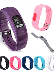 cheap -Watch Band for Vivofit 3 Garmin Sport Band Silicone Wrist Strap