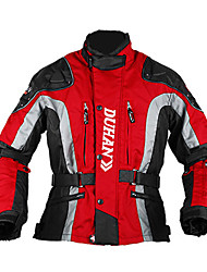cheap -DUHAN D023jacket Motorcycle Clothes Jacket for Men's Oxford Cloth Winter Wear-Resistant / Protection / Breathable