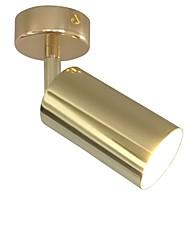cheap -QIHengZhaoMing Spot Light Ambient Light Painted Finishes Metal 110-120V / 220-240V Warm White Bulb Included / GU10