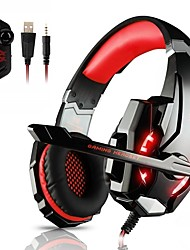 cheap -KOTION EACH G9000 Gaming Headset Wired with Microphone with Volume Control Gaming