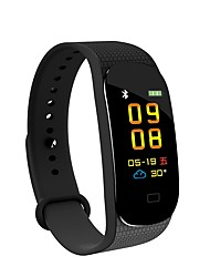 cheap -BoZhuo M5S Unisex Smartwatch Android iOS Bluetooth Waterproof Heart Rate Monitor Blood Pressure Measurement Calories Burned Exercise Record Pedometer Sleep Tracker Sedentary Reminder Alarm Clock
