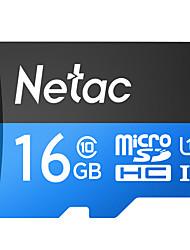 Недорогие -Netac 16 Гб Карточка TF Micro SD карты карта памяти Class10 16