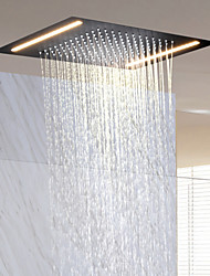 cheap -Contemporary Rain Shower Ti-PVD Feature - New Design / Rainfall, Shower Head