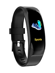 cheap -Smart Bracelet Smartwatch YY-MK04 for Android 4.3 and above / iOS 7 and above Heart Rate Monitor / Waterproof / Calories Burned / Long Standby / Touch Screen Pedometer / Call Reminder / Activity