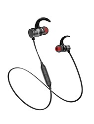 cheap -AWEI AK7 Neckband Headphone Bluetooth4.1 with Microphone with Volume Control Sport Fitness