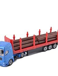 Недорогие -Игрушечные машинки Транспортер грузовик Грузовик Новый дизайн Металлический сплав Мини-автомобиль Транспортные средства Игрушки для вечеринки или подарок на день рождения для детей 1 pcs