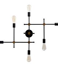 abordables -BriLight Créatif simple / Rustique Appliques Intérieur / Magasins / Cafés Métal Applique murale 110-120V / 220-240V 60 W