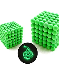 cheap -432 pcs Magnet Toy Magnetic Balls Magnet Toy Building Blocks Super Strong Rare-Earth Magnets Neodymium Magnet Magnetic Fluorescent Stress and Anxiety Relief Office Desk Toys Relieves ADD, ADHD