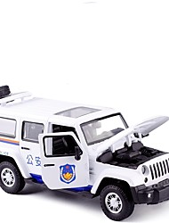 cheap -1:32 Toy Car Car SUV Metal Alloy Mini Car Vehicles Toys for Party Favor or Kids Birthday Gift 1 pcs