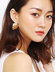 cheap -Women's Drop Earrings Vintage Style Ladies Bohemian Fashion Elegant Earrings Jewelry Gold / Silver For Daily Going out 1 Pair