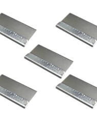 cheap -5 pcs Safety Razor Blade for OCA Adhesive Sticker Removing Cleaning LCD Repair Tool