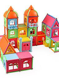 cheap -Magnetic Blocks Magnetic Sticks Magnetic Tiles Building Bricks 668 pcs Geometric Pattern Building Toys All Boys' Girls' Toy Gift / Kid's