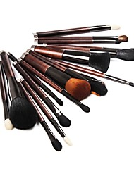 cheap -21pcs-makeup-brushes-professional-skin-care-wool-fiber-full-coverage-wooden-bamboo