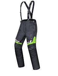 cheap -DUHAN DK-211 Motorcycle Clothes PantsforMen's Waterproof Fabric Winter Waterproof / Protection / Reflective