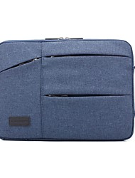 "cheap -13.3"" 14"" 15.6"" Nylon Solid Color Handle Laptop Bag Laptop Sleeves for Macbook/Surface/HP/Dell/Samsung/Sony Etc"